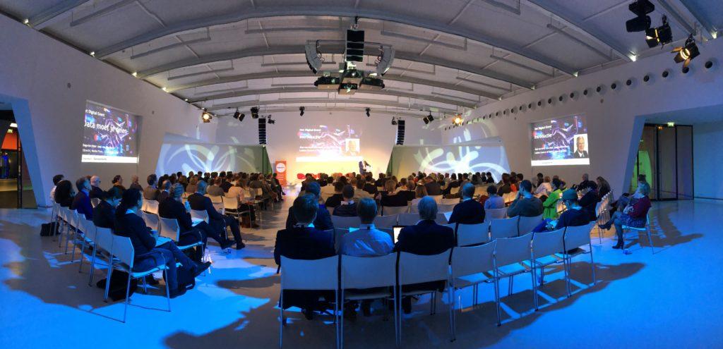 Foto's digital event GemeentenNL