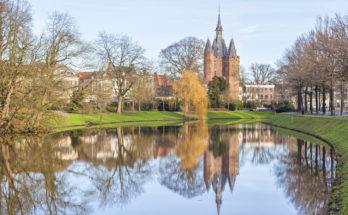 Gemeente Zwolle claimt koploperschap in klimaatadaptatie
