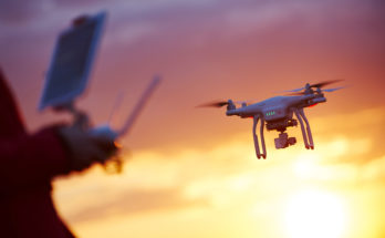 Zweepslag drone ai kunstmatige intelligentie
